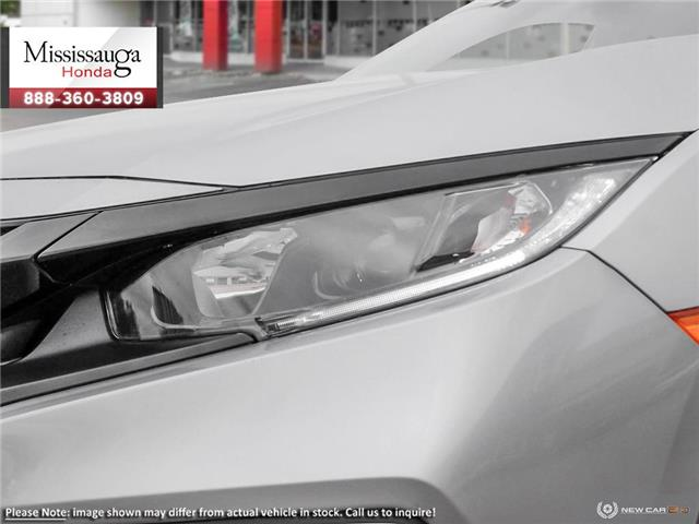 2019 Honda Civic LX (Stk: 326593) in Mississauga - Image 10 of 23