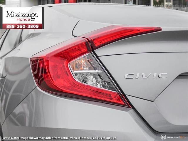 2019 Honda Civic LX (Stk: 326593) in Mississauga - Image 11 of 23