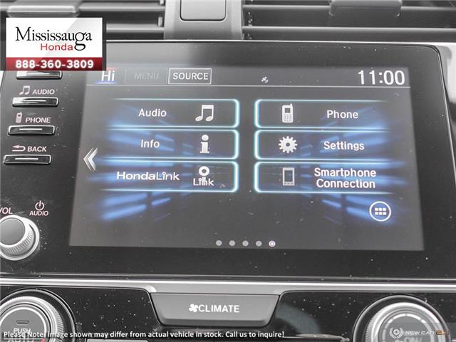 2019 Honda Civic LX (Stk: 326593) in Mississauga - Image 18 of 23