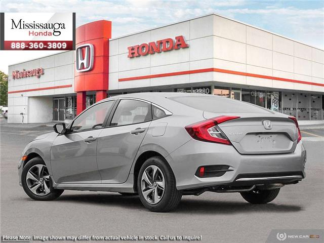 2019 Honda Civic LX (Stk: 326591) in Mississauga - Image 4 of 23
