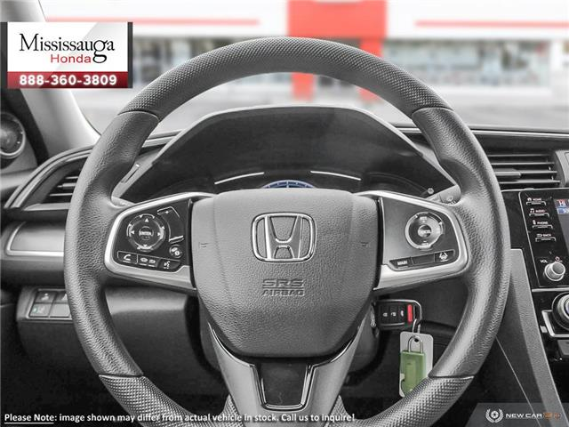 2019 Honda Civic LX (Stk: 326590) in Mississauga - Image 13 of 23