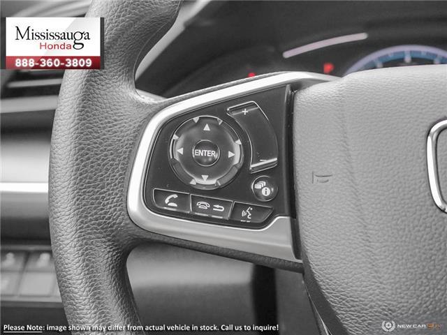2019 Honda Civic LX (Stk: 326590) in Mississauga - Image 15 of 23