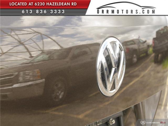 2017 Volkswagen Touareg 3.6L Sportline (Stk: 5826T) in Stittsville - Image 12 of 29