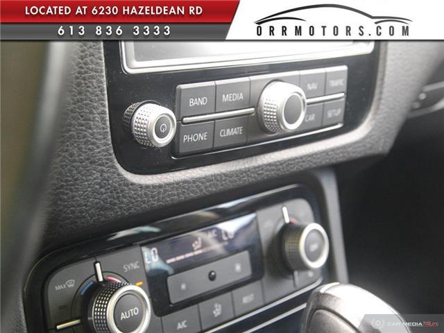 2017 Volkswagen Touareg 3.6L Sportline (Stk: 5826T) in Stittsville - Image 20 of 29
