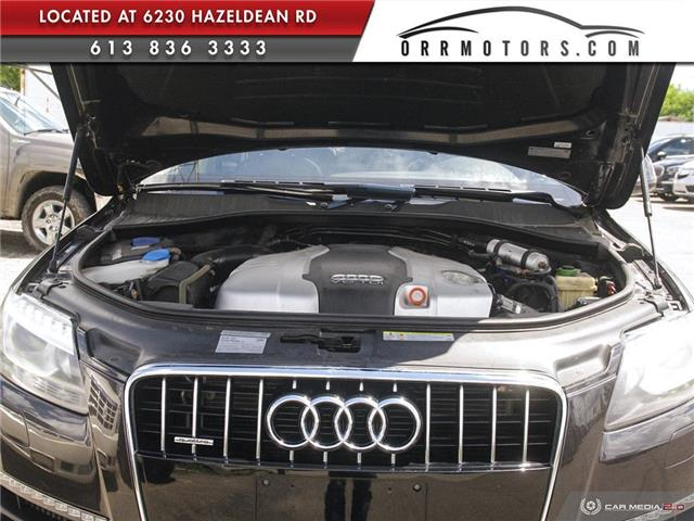 2013 Audi Q7 3.0 TDI (Stk: 5777) in Stittsville - Image 7 of 28