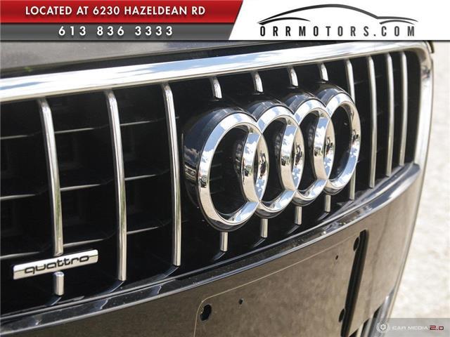 2013 Audi Q7 3.0 TDI (Stk: 5777) in Stittsville - Image 8 of 28