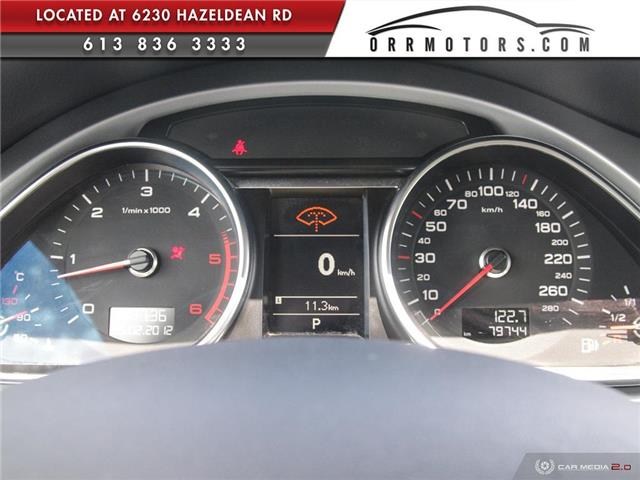 2013 Audi Q7 3.0 TDI (Stk: 5777) in Stittsville - Image 14 of 28
