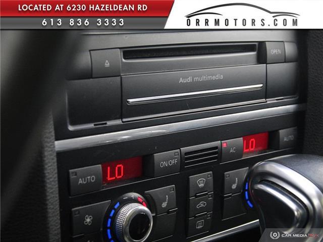 2013 Audi Q7 3.0 TDI (Stk: 5777) in Stittsville - Image 18 of 28