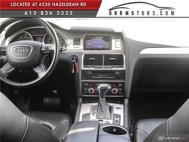 2013 Audi Q7 3.0 TDI (Stk: 5777) in Stittsville - Image 23 of 28