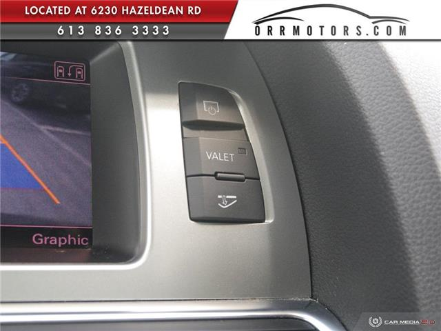 2013 Audi Q7 3.0 TDI (Stk: 5777) in Stittsville - Image 26 of 28