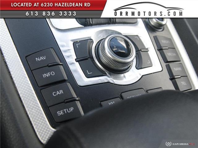 2013 Audi Q7 3.0 TDI (Stk: 5777) in Stittsville - Image 28 of 28