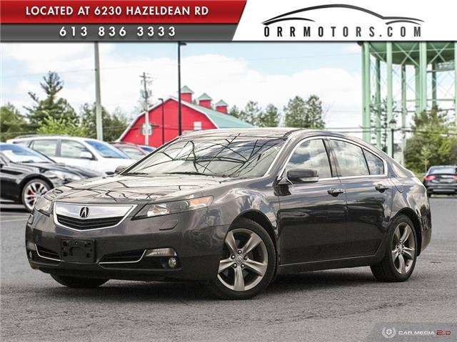 2014 Acura TL  (Stk: 5822) in Stittsville - Image 1 of 28