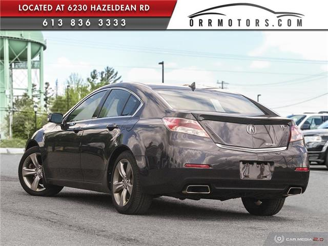 2014 Acura TL  (Stk: 5822) in Stittsville - Image 4 of 28