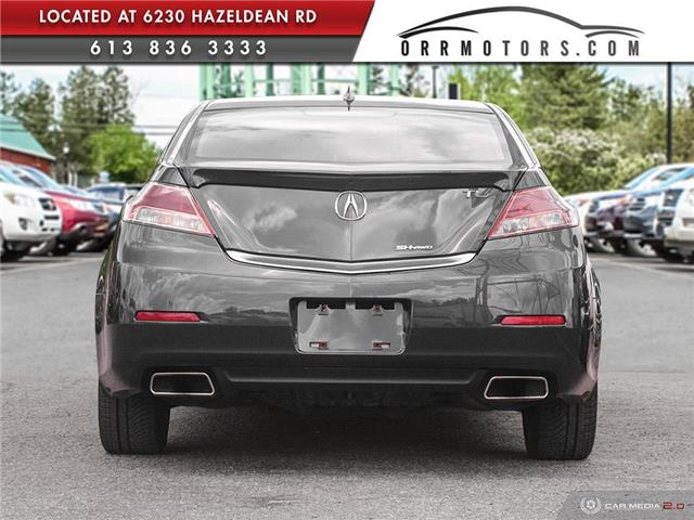 2014 Acura TL  (Stk: 5822) in Stittsville - Image 5 of 28