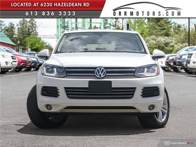 2012 Volkswagen Touareg 3.0 TDI Execline (Stk: 5815) in Stittsville - Image 2 of 28