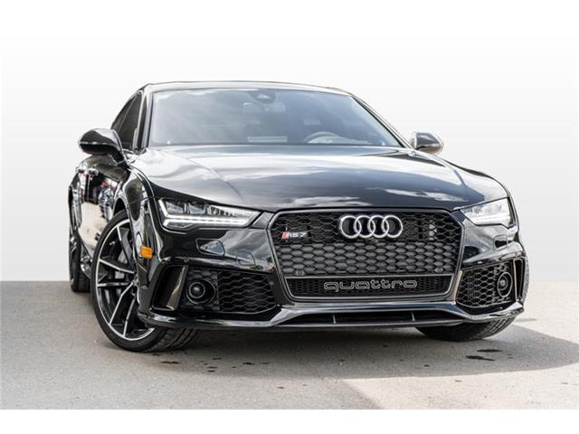 2018 Audi RS 7 4.0T performance (Stk: N4386) in Calgary - Image 1 of 22