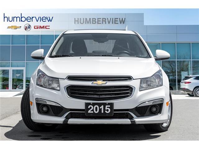 2015 Chevrolet Cruze  (Stk: 19CZ111A) in Toronto - Image 2 of 18