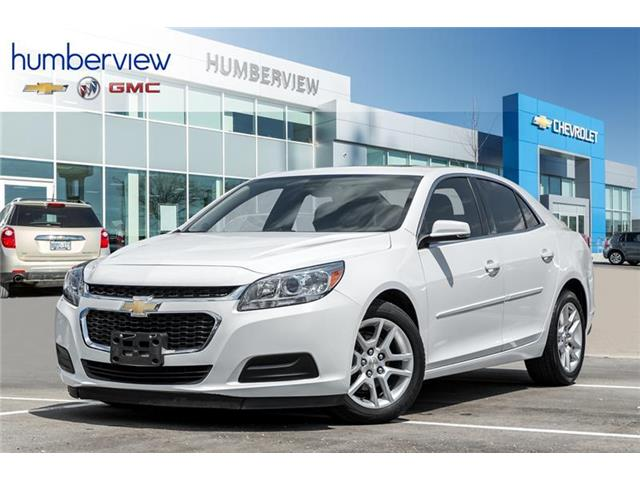 2015 Chevrolet Malibu 1LT (Stk: 19MB065A) in Toronto - Image 1 of 19