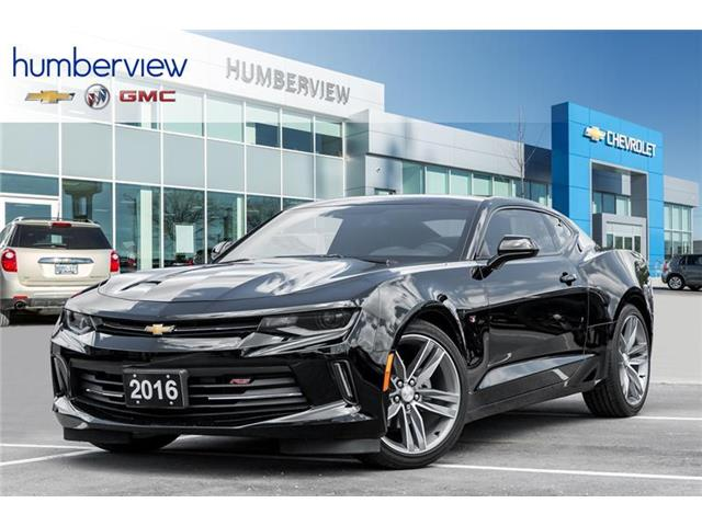 Used 2016 Chevrolet Camaro 1LT for Sale in Toronto