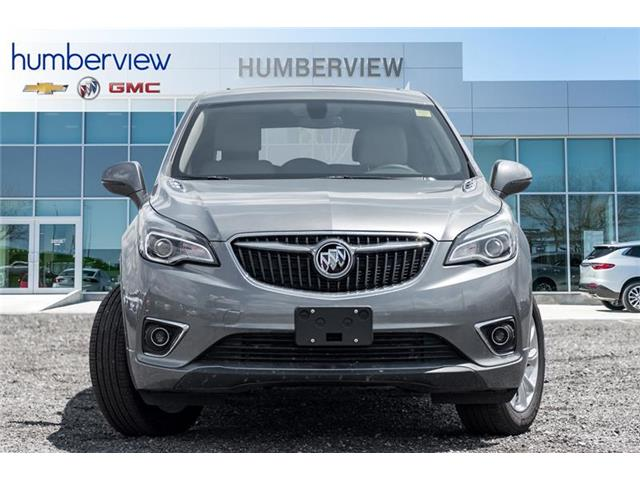 2019 Buick Envision Preferred (Stk: B9N017) in Toronto - Image 2 of 20