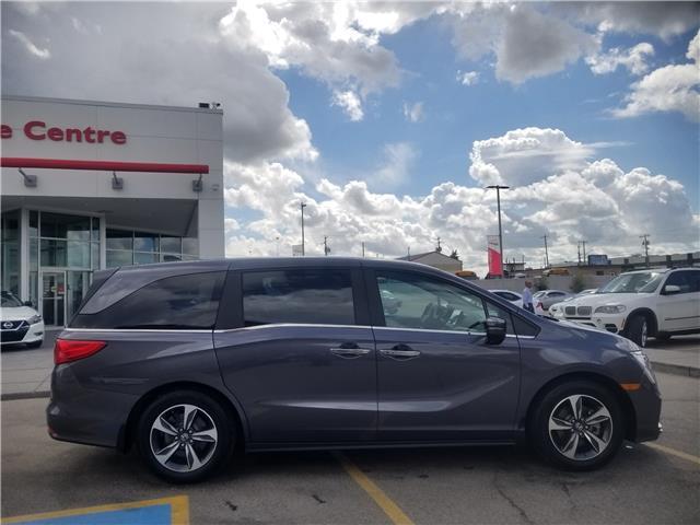 2018 Honda Odyssey EX-L (Stk: U194231) in Calgary - Image 2 of 30