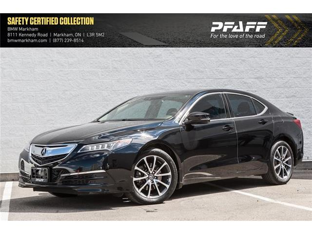 2016 Acura TLX Tech (Stk: 37887A) in Markham - Image 1 of 18