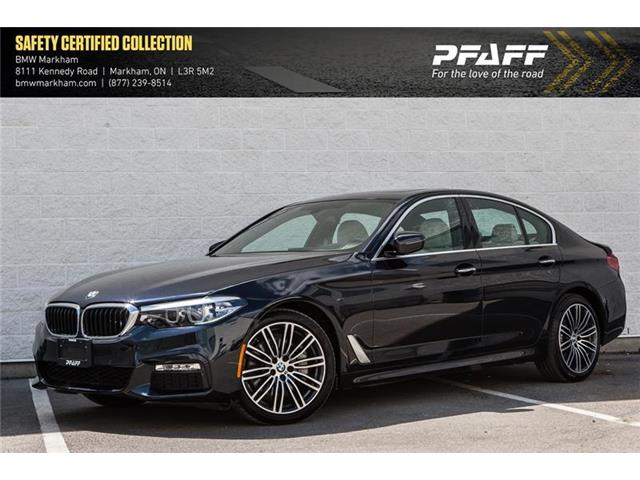 2017 BMW 530i xDrive (Stk: D12229) in Markham - Image 1 of 19