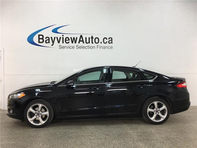 2016 Ford Fusion SE (Stk: 35021J) in Belleville - Image 1 of 26