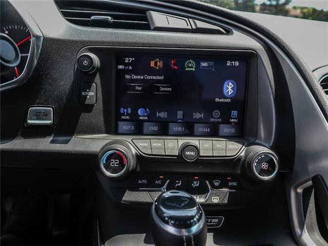 2019 Chevrolet Corvette Stingray (Stk: 5759K) in Burlington - Image 23 of 24