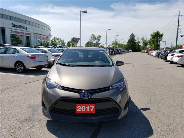2017 Toyota Corolla LE (Stk: P1840) in Whitchurch-Stouffville - Image 2 of 14