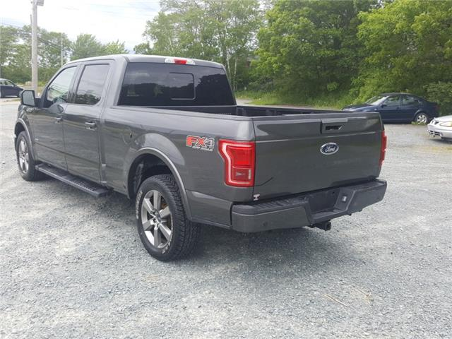 2015 Ford F-150 Lariat (Stk: -) in Dartmouth - Image 3 of 22