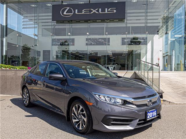 2016 Honda Civic EX (Stk: 28374A) in Markham - Image 2 of 25