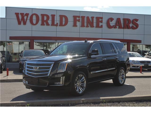 2017 Cadillac Escalade Platinum (Stk: 16873) in Toronto - Image 1 of 30