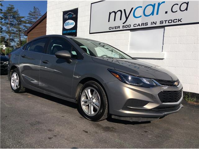 2018 Chevrolet Cruze LT Auto (Stk: 190085) in North Bay - Image 1 of 21