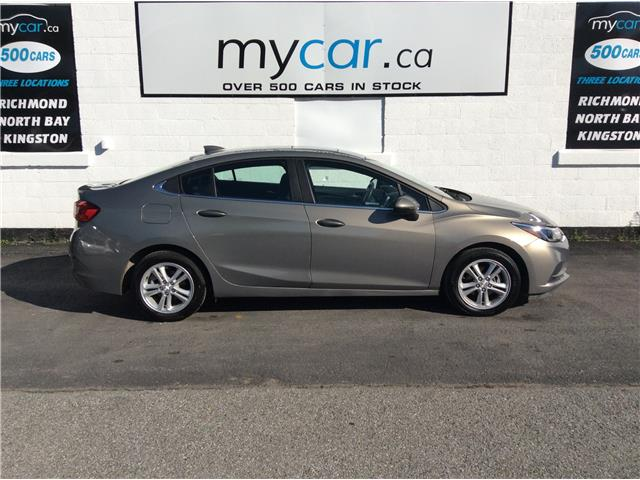 2018 Chevrolet Cruze LT Auto (Stk: 190085) in North Bay - Image 2 of 21