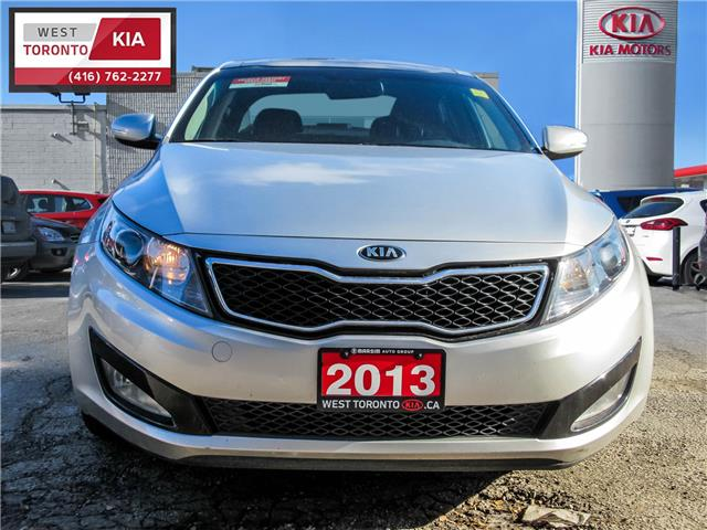 2013 Kia Optima EX Turbo + (Stk: P495A) in Toronto - Image 2 of 25