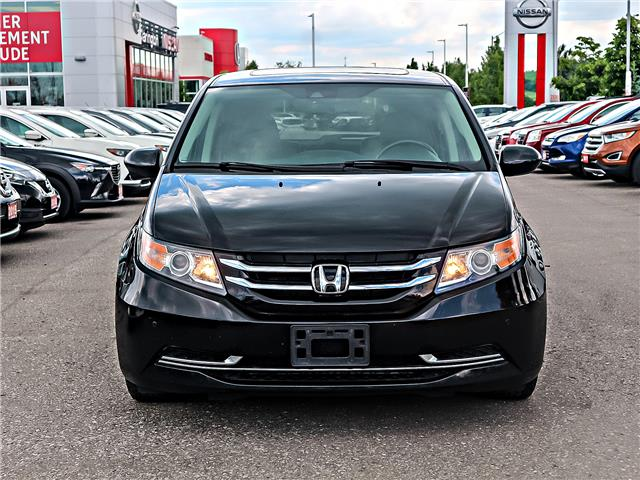 2015 Honda Odyssey EX-L (Stk: FB506088) in Bowmanville - Image 2 of 30