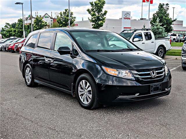 2015 Honda Odyssey EX-L (Stk: FB506088) in Bowmanville - Image 3 of 30