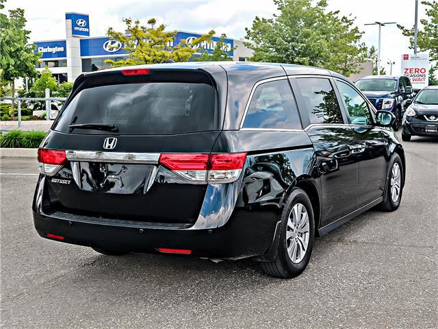 2015 Honda Odyssey EX-L (Stk: FB506088) in Bowmanville - Image 5 of 30