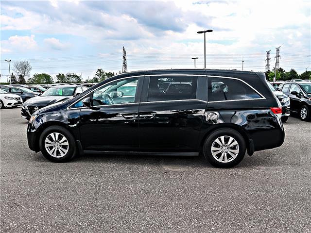 2015 Honda Odyssey EX-L (Stk: FB506088) in Bowmanville - Image 8 of 30