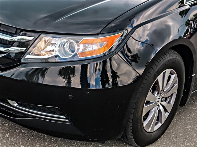 2015 Honda Odyssey EX-L (Stk: FB506088) in Bowmanville - Image 10 of 30