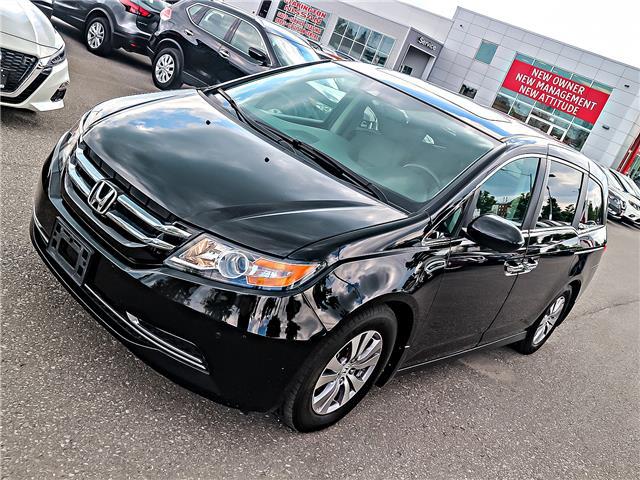 2015 Honda Odyssey EX-L (Stk: FB506088) in Bowmanville - Image 11 of 30