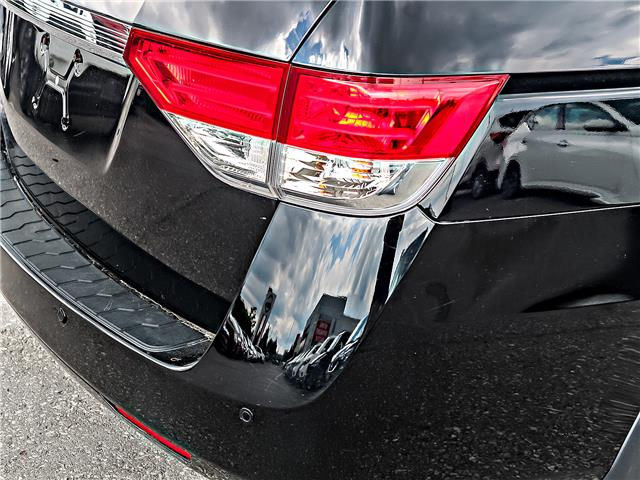 2015 Honda Odyssey EX-L (Stk: FB506088) in Bowmanville - Image 14 of 30