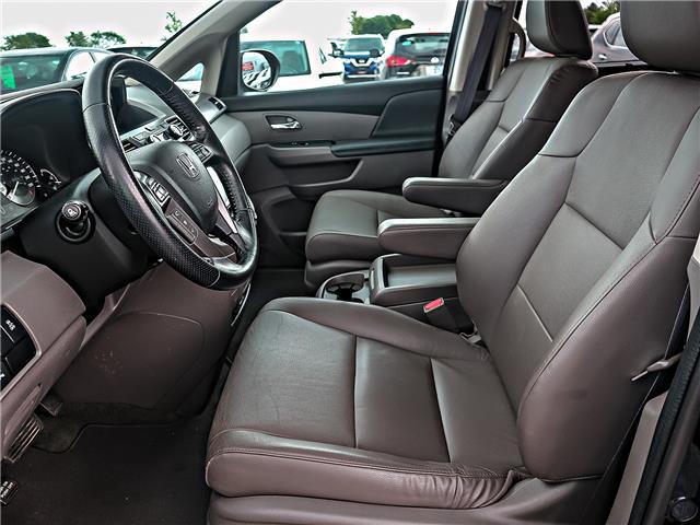 2015 Honda Odyssey EX-L (Stk: FB506088) in Bowmanville - Image 16 of 30