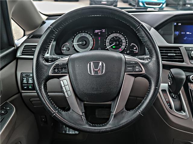 2015 Honda Odyssey EX-L (Stk: FB506088) in Bowmanville - Image 19 of 30