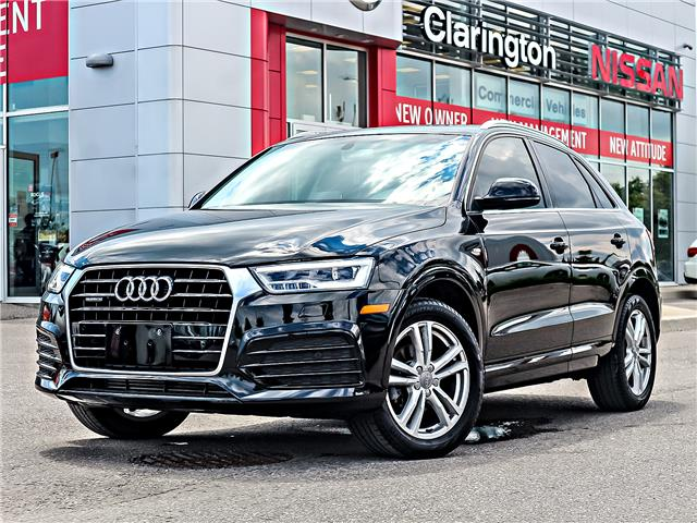 2016 Audi Q3 2.0T Technik (Stk: GR009423) in Bowmanville - Image 1 of 30