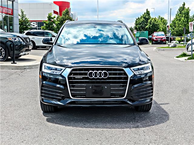 2016 Audi Q3 2.0T Technik (Stk: GR009423) in Bowmanville - Image 2 of 30