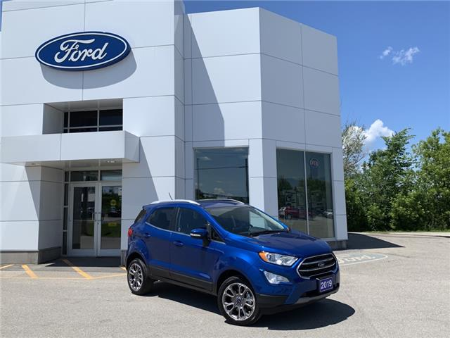 2019 Ford EcoSport Titanium (Stk: 19130) in Smiths Falls - Image 1 of 1