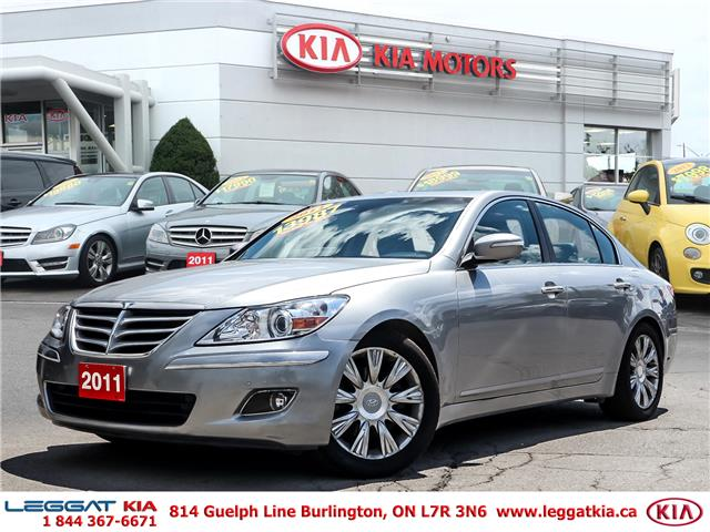 2011 Hyundai Genesis  (Stk: W0151) in Burlington - Image 1 of 24