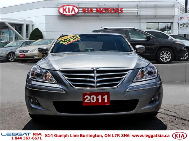 2011 Hyundai Genesis  (Stk: W0151) in Burlington - Image 2 of 24